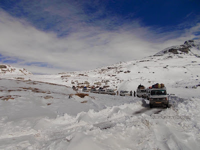Light snowfall on Rohtang, more to come from Saturday