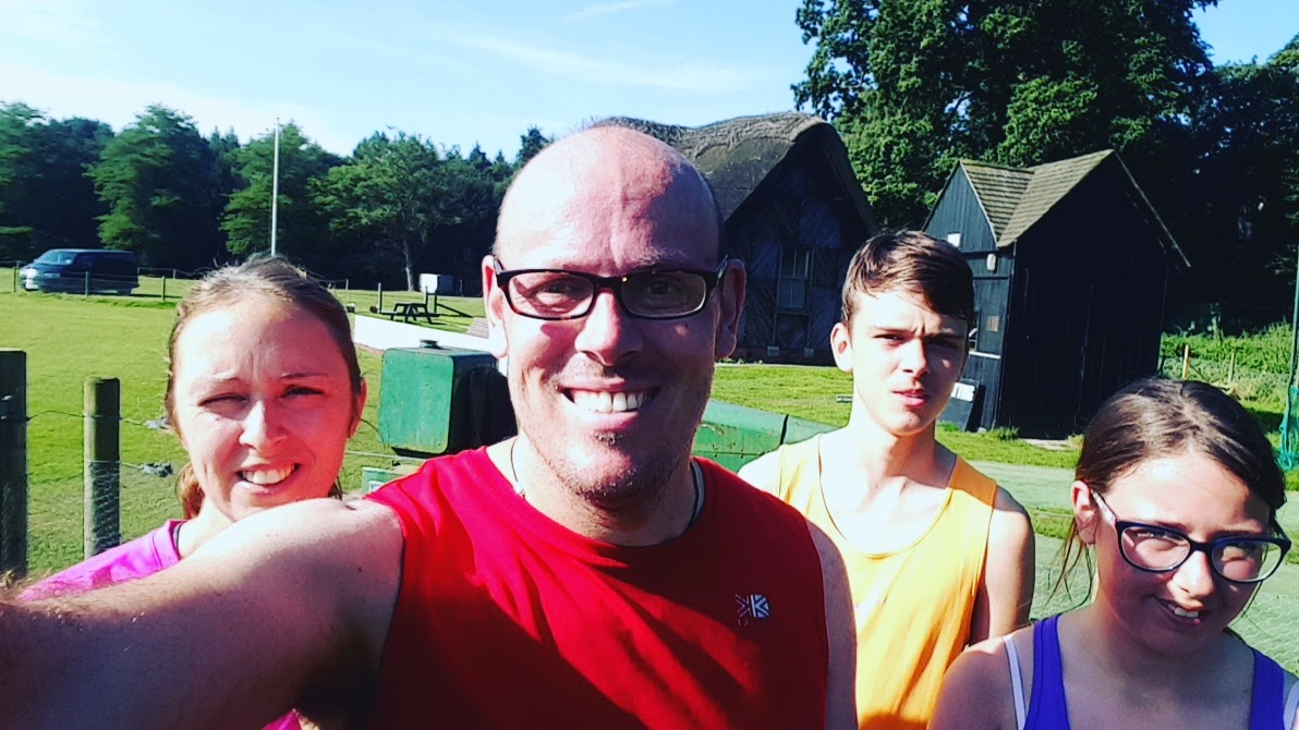 Parkrun Summer Travels Clumber Park