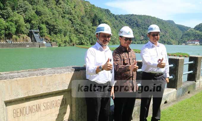 Pemprov Kaltara Fokuskan Realisasi Bendungan PLTA Kayan 900 MW