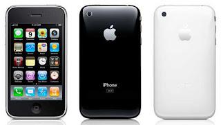 Spesifikasi dan Harga HP iPhone 3GS 32GB