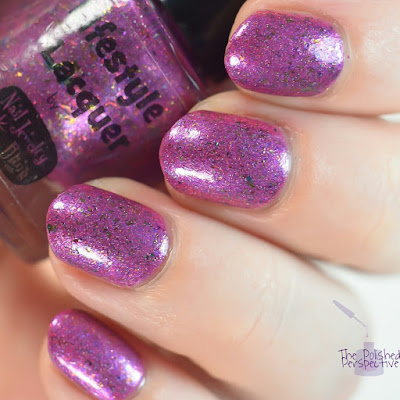 Lifestyle Lacquer Curiouser and Curiouser swatch