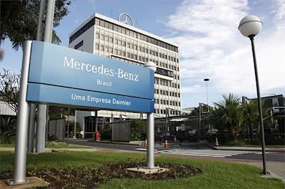 Mercedes-Benz busca talentos para programas de trainee e estágio