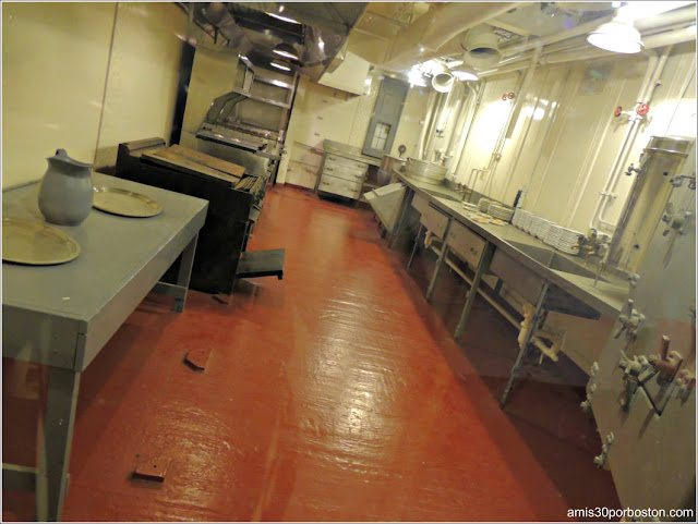 Officer´s Galley