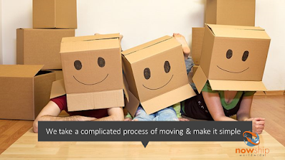 Free boxes are included for long distance and international moving and we save customers up to 70% off