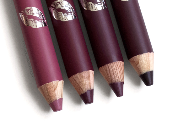 Buxom Plumpline Lip Liners Review Dolly Danger Espionage Mystery Stakeout