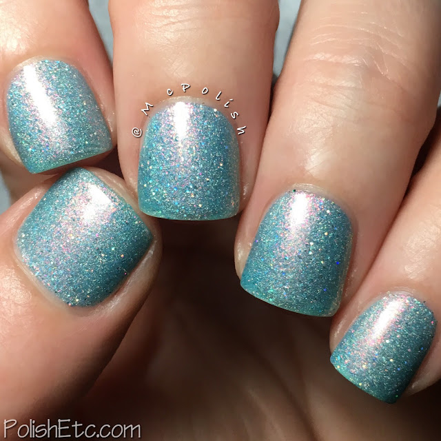 Road to Polish Con - Week 7 - McPolish - Fairy In Love by Glisten and Glow