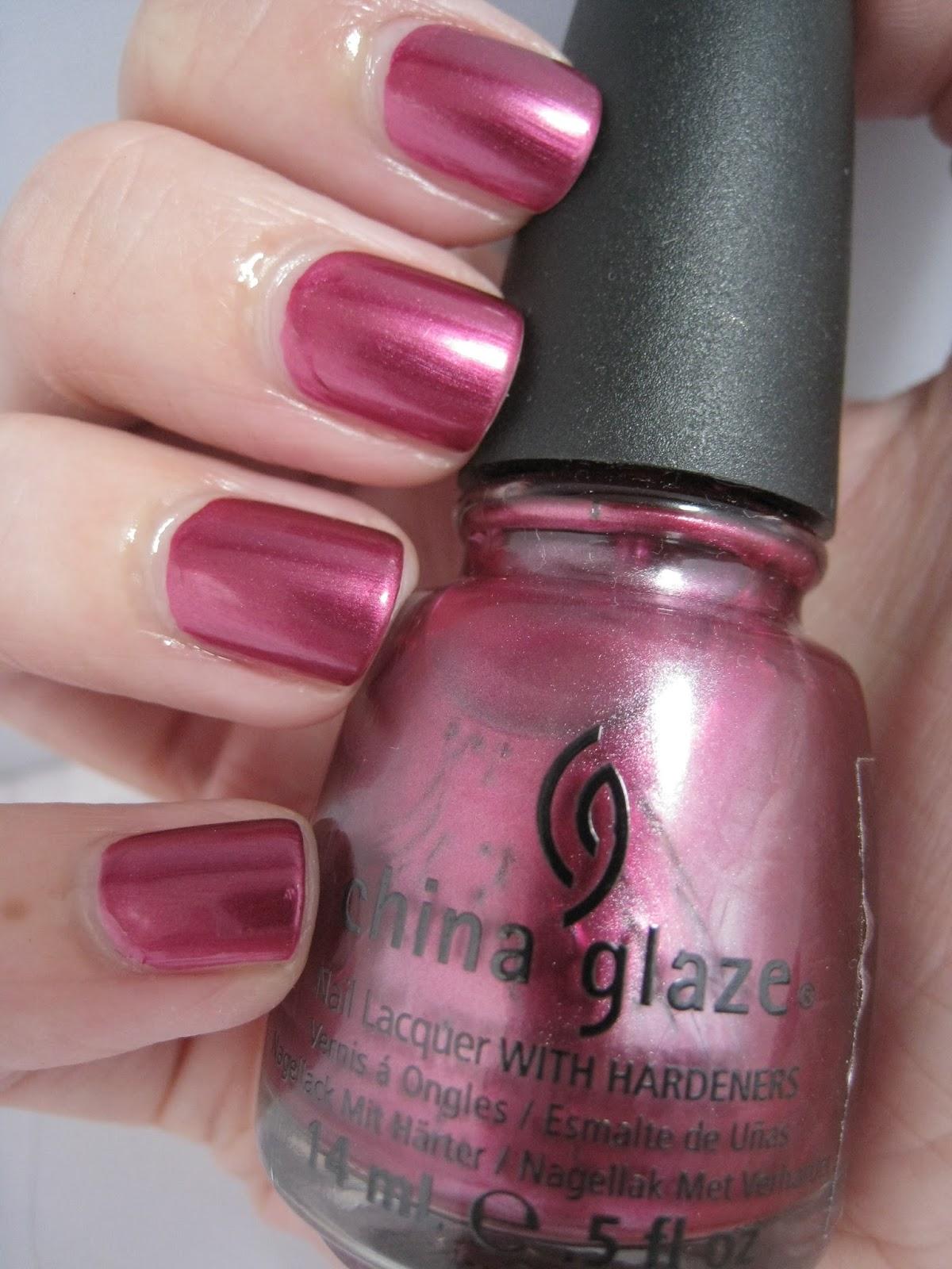 China Glaze Presenta Crakle Glaze: Naily Perfect: China Glaze Secrets