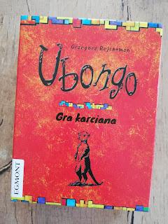 Ubongo, Egmont, gra karciana