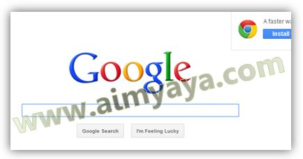 Gambar: Google Search Engine