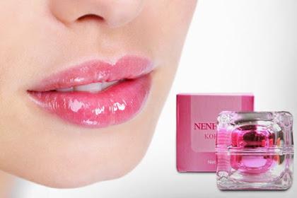 Nenhong Pemerah Bibir Alami