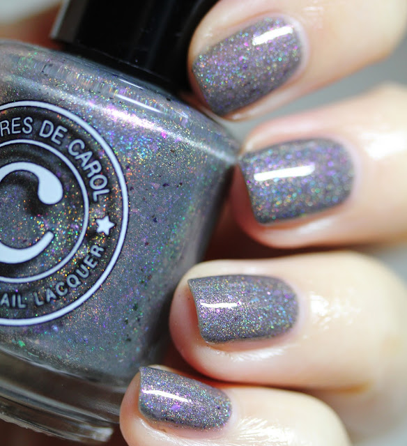 Colores de Carol Hydra of Lerna swatch by Streets Ahead Style