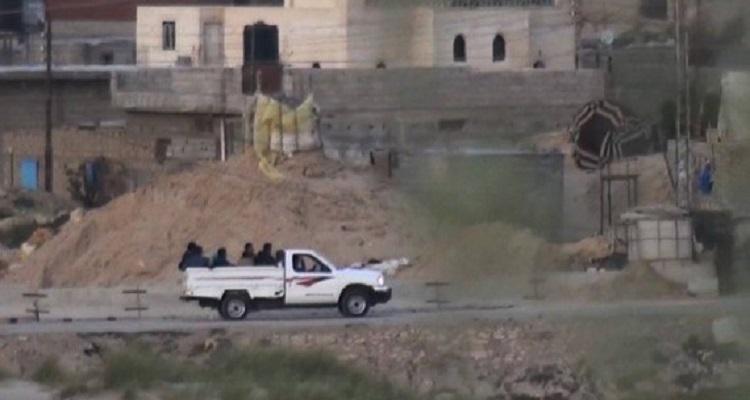 داعش سيناء يعرض صور العملية الأرهابية بـ كمين الصفا