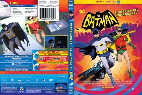 Batman: O Retorno da Dupla Dinâmica Torrent - BluRay Rip 720p e 1080p Dual Áudio 5.1 (2016)