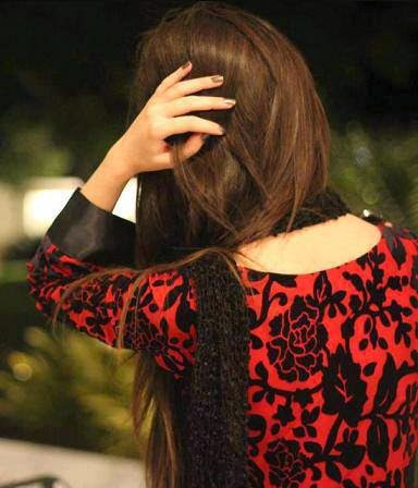 Beautiful FB DP For Girls Without Face