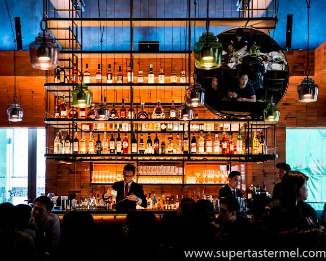 Mercato Bar Hong Kong