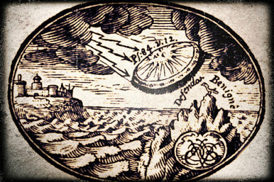 ΒΙΒΛΙΟ ΤΟΥ 18ΟΥ ΑΙΩΝΑ ΔΕΙΧΝΕΙ UFO ΠΡΙΝ ΑΠΟ 300 ΧΡΟΝΙΑ!