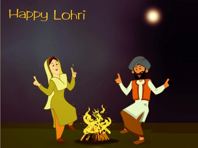 Lohri Photo