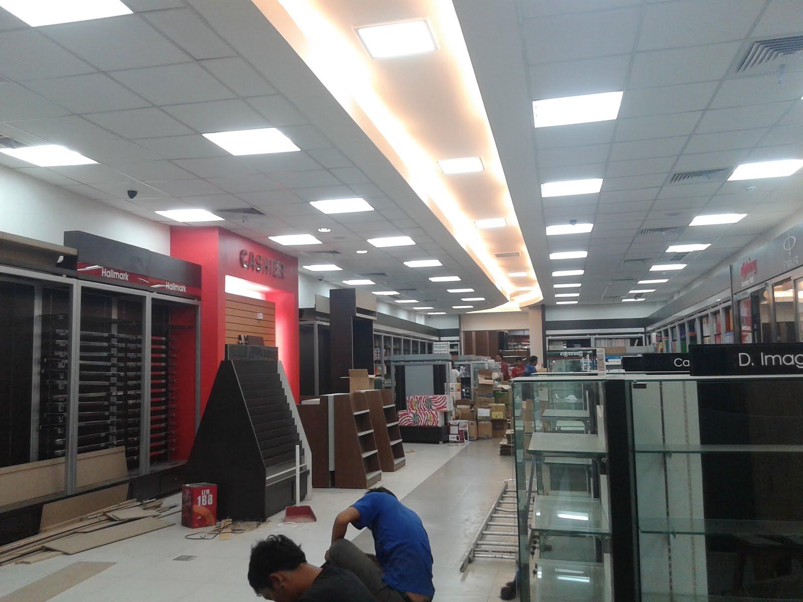 Harga Borongan Plafon Partisi Gypsum GRC terbaru