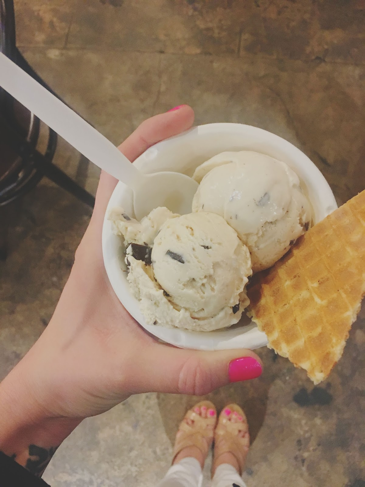 Jeni's - an ice cream shop in Charleston, South Carolina