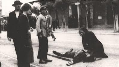 tasos-tousis-dead-mother-thes1936 Η μητέρα του Τάσου Τούση θρηνεί τον γιο της