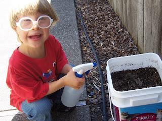 How to Create a Montessori Garden Classroom