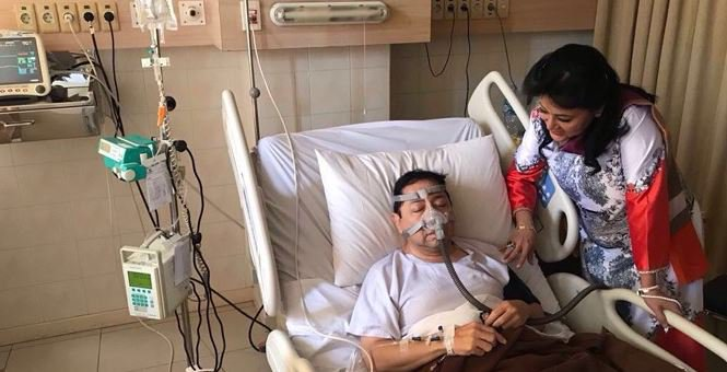 Golkar Keceplosan Akui Sakitnya Setya Novanto Cuma Akting?