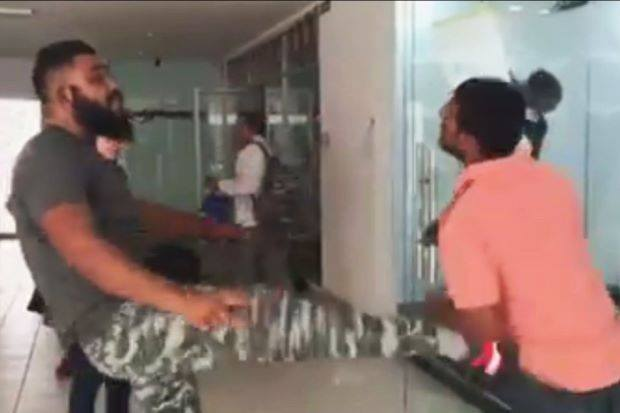 Serang Pekerja Asing, Papagomo Akan Didakwa Di Mahkamah