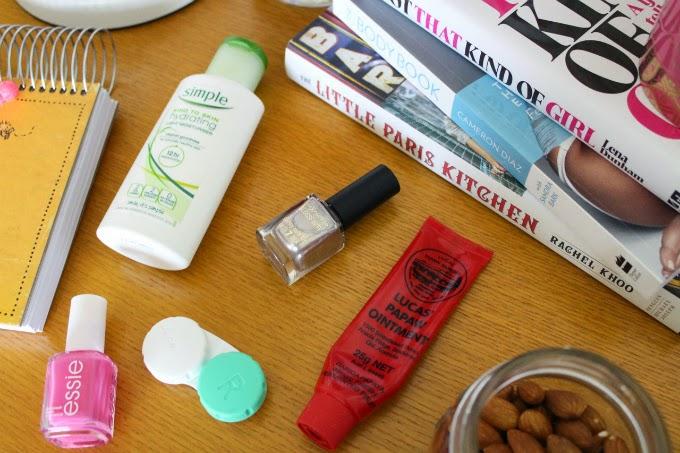 Bedside Table Essentials | Cate Renée