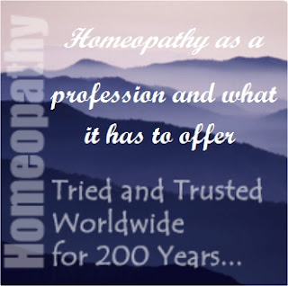 Homeopathy as a profession and what it has to offer