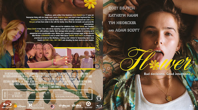 Flower Bluray Cover