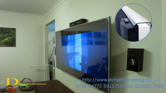 كفر لشاشة التلفزيون في مصر