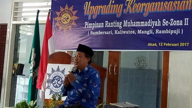 KH. Kusno, M.PdI : Tak Ada Dominasi Kekuasaan di Muhammadiyah