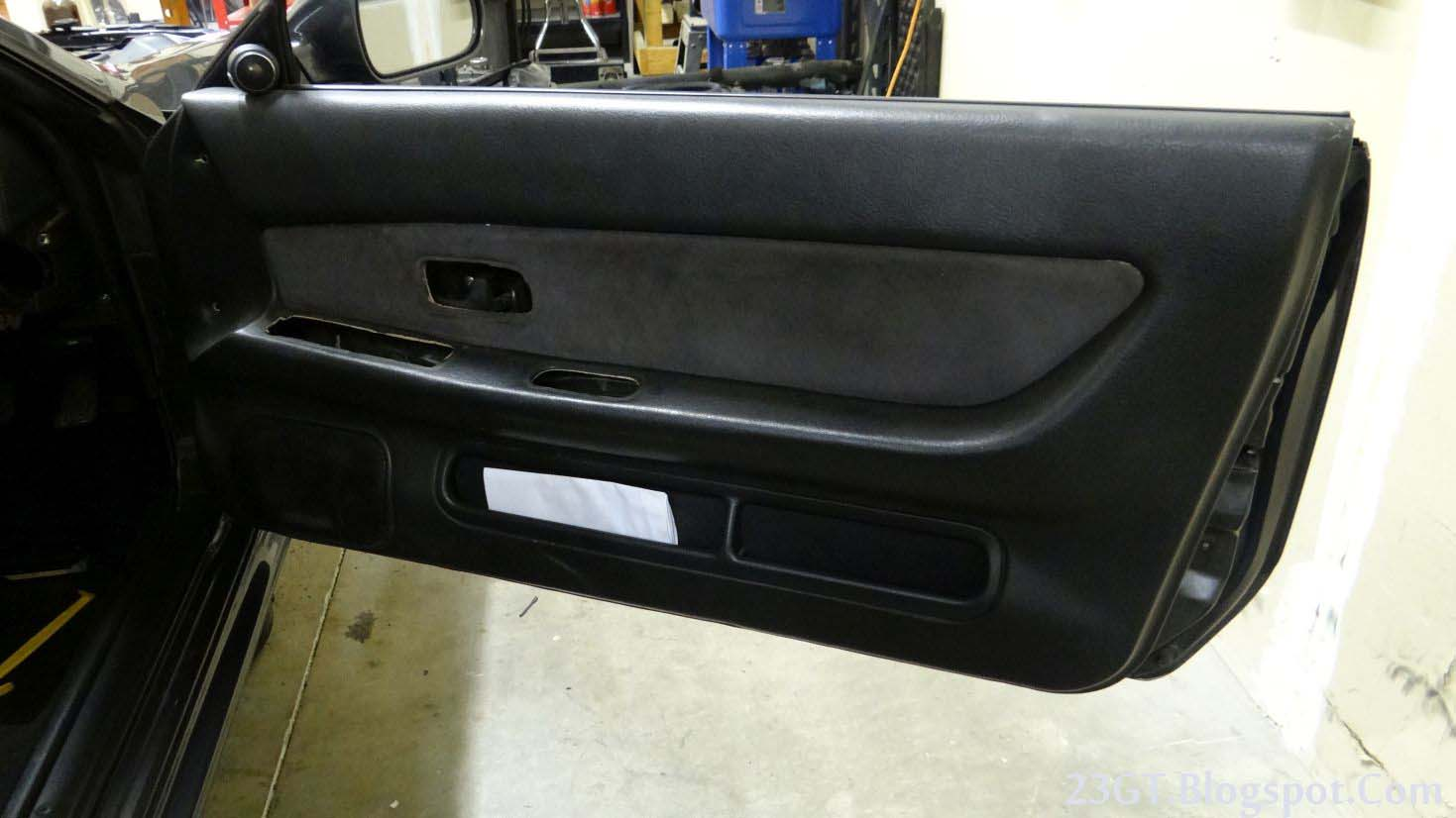 This is a door card. & DIY-ATNTFIU: Card Games - R32 Door Card Removal and Restoration ...