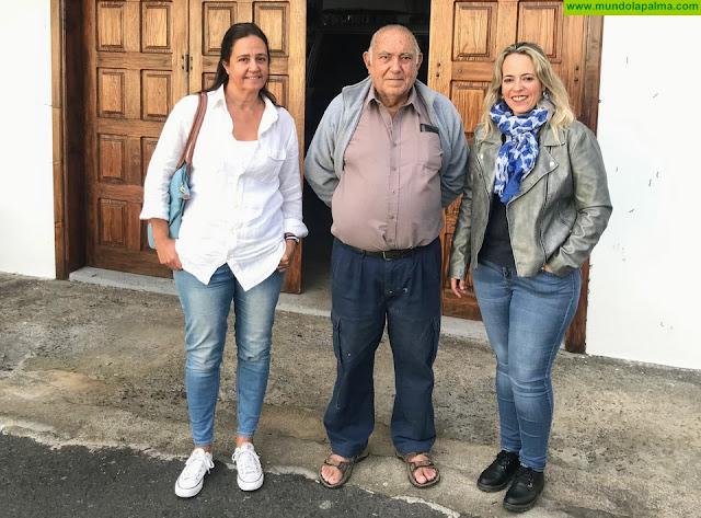 """Víctor García, """"el último hojalatero de La Palma"""", será distinguido en la Feria Regional de Artesanía de Canarias"""