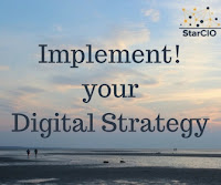 StarCIO Implement Digital Strategy