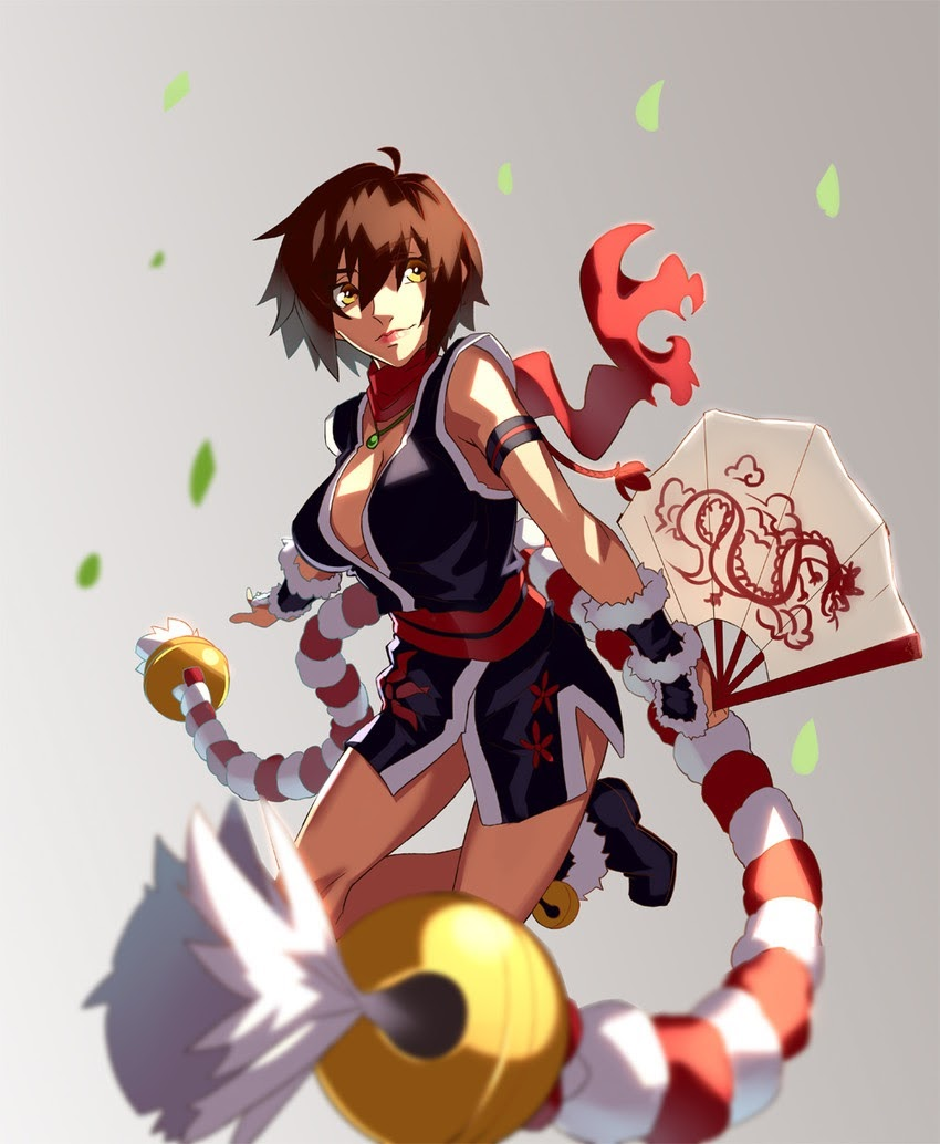 Picture of Mai Shiranui