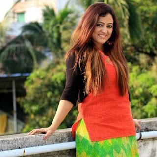 Rupsha Chakraborty Bengali TV Serial Actress Sexy