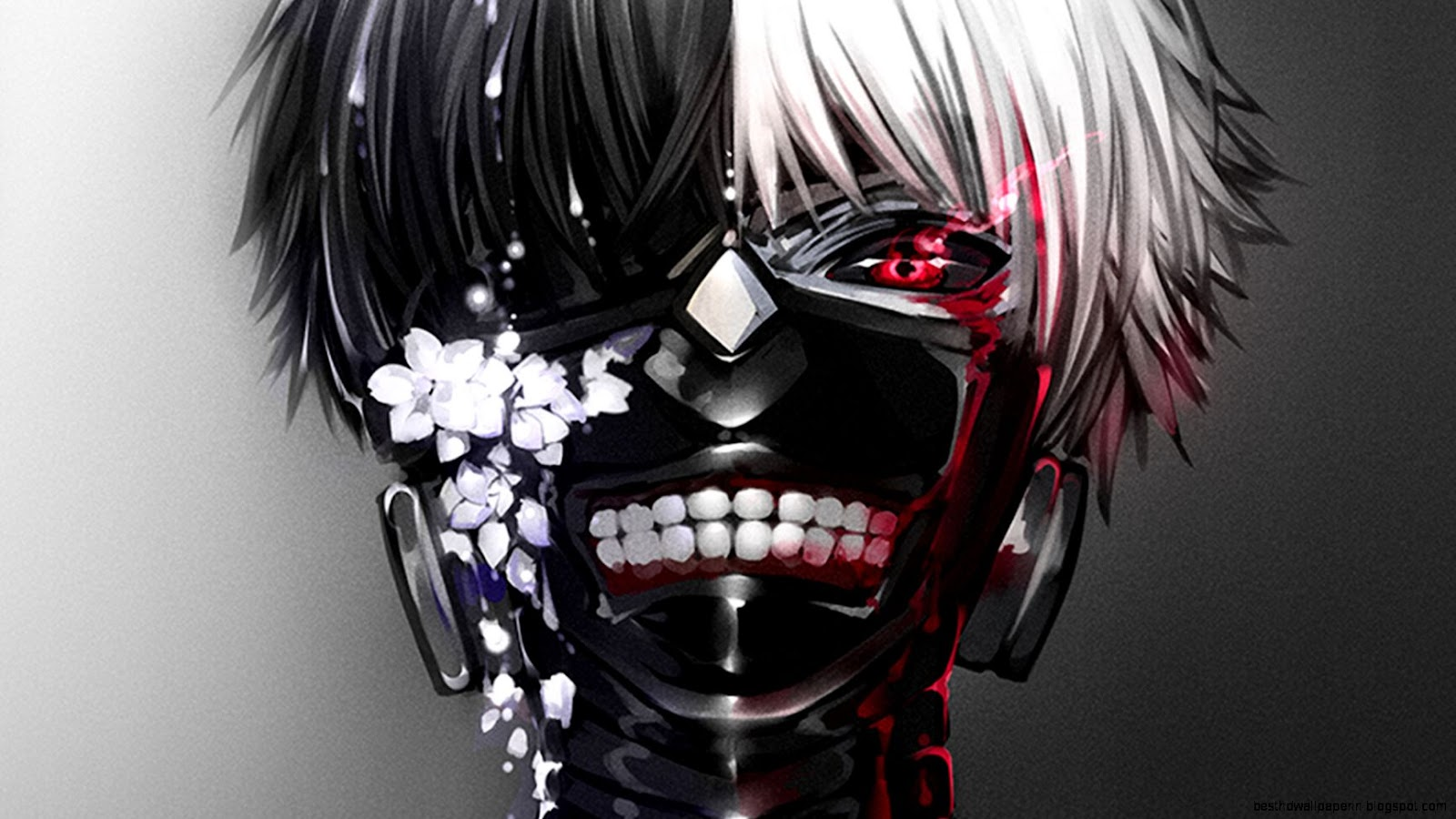 High Quality Kaneki Mask