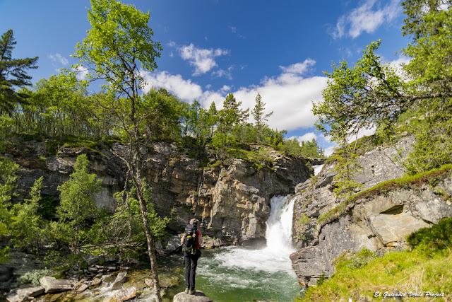 Ulafossen - Noruega por El Guisante Verde Project