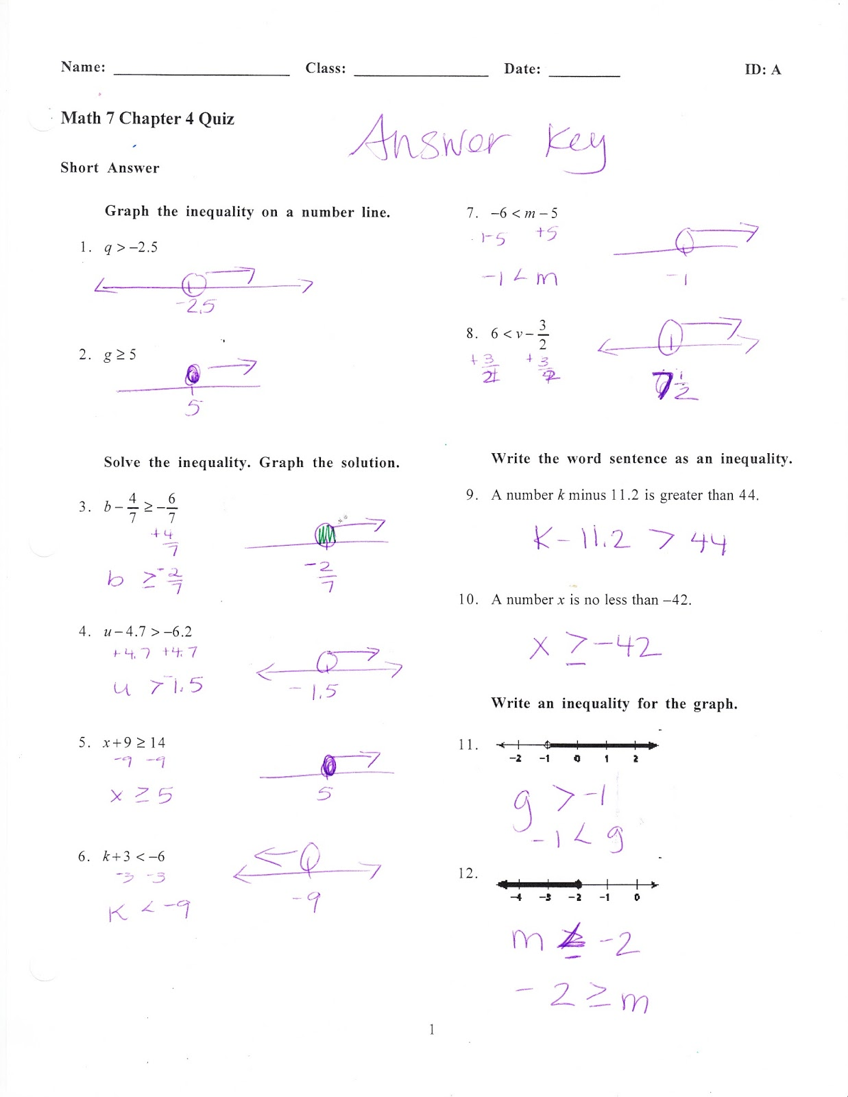 Ms Jean S Accel 7 Blog Accel Chapter 5 Practice Test Answers