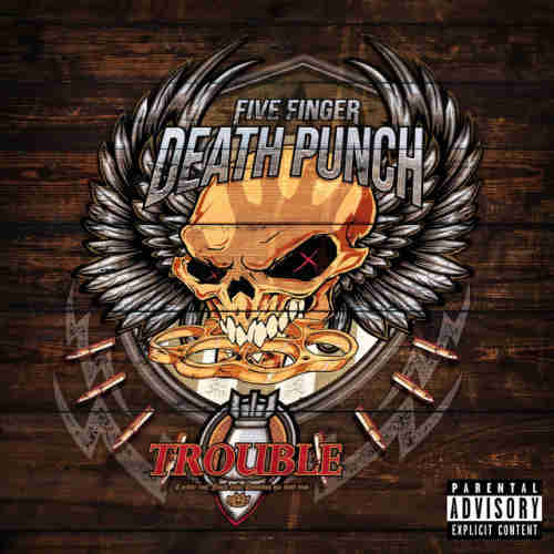 "FIVE FINGER DEATH PUNCH: Lyric video για το νέο single ""Trouble"""
