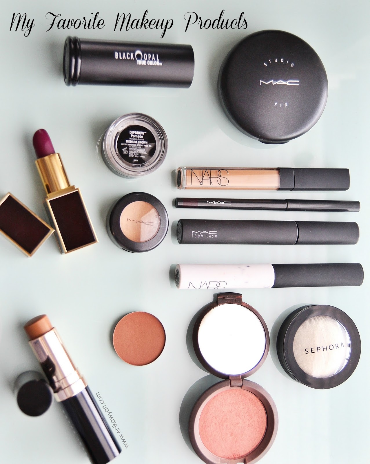 Itserikawyatt: Makeup Essentials #itserikawyatt