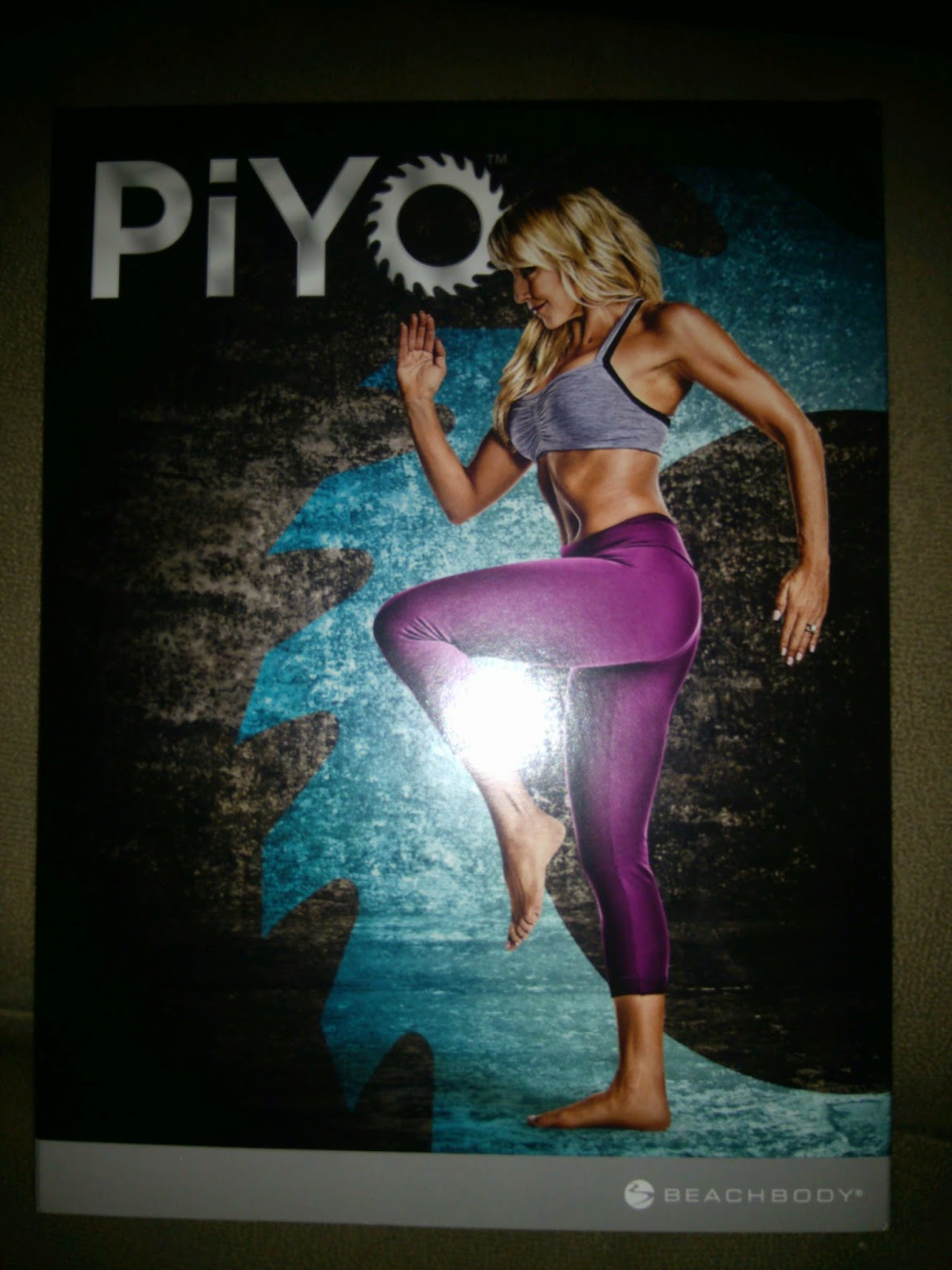 Trapped in a Fat Chick: Review of Beachbody PiYo Day 10