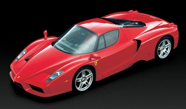 フェラーリ 歴代の名車 エンツォフェラーリ
