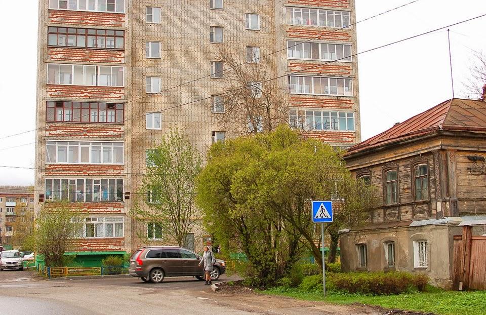Сергиев Посад, Клементьевка, улица Воробьёвская