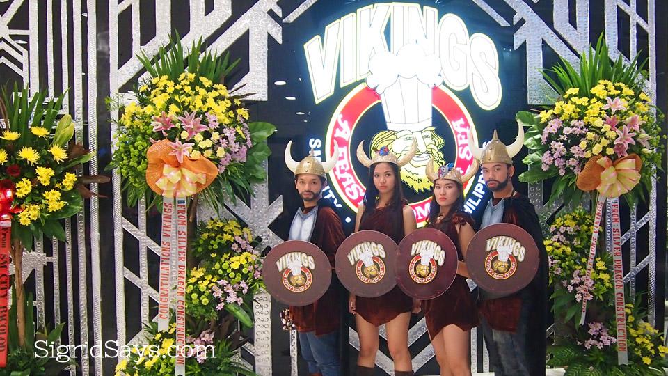 Vikings Luxury Buffet - Vikings Bacolod - Viking Buffet Bacolod - Vikings Buffet - eat all you can restaurant