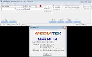 Maui Meta 3G/4G IMEI Repair Tool (v9.1635.23) Latest Setup Free Download