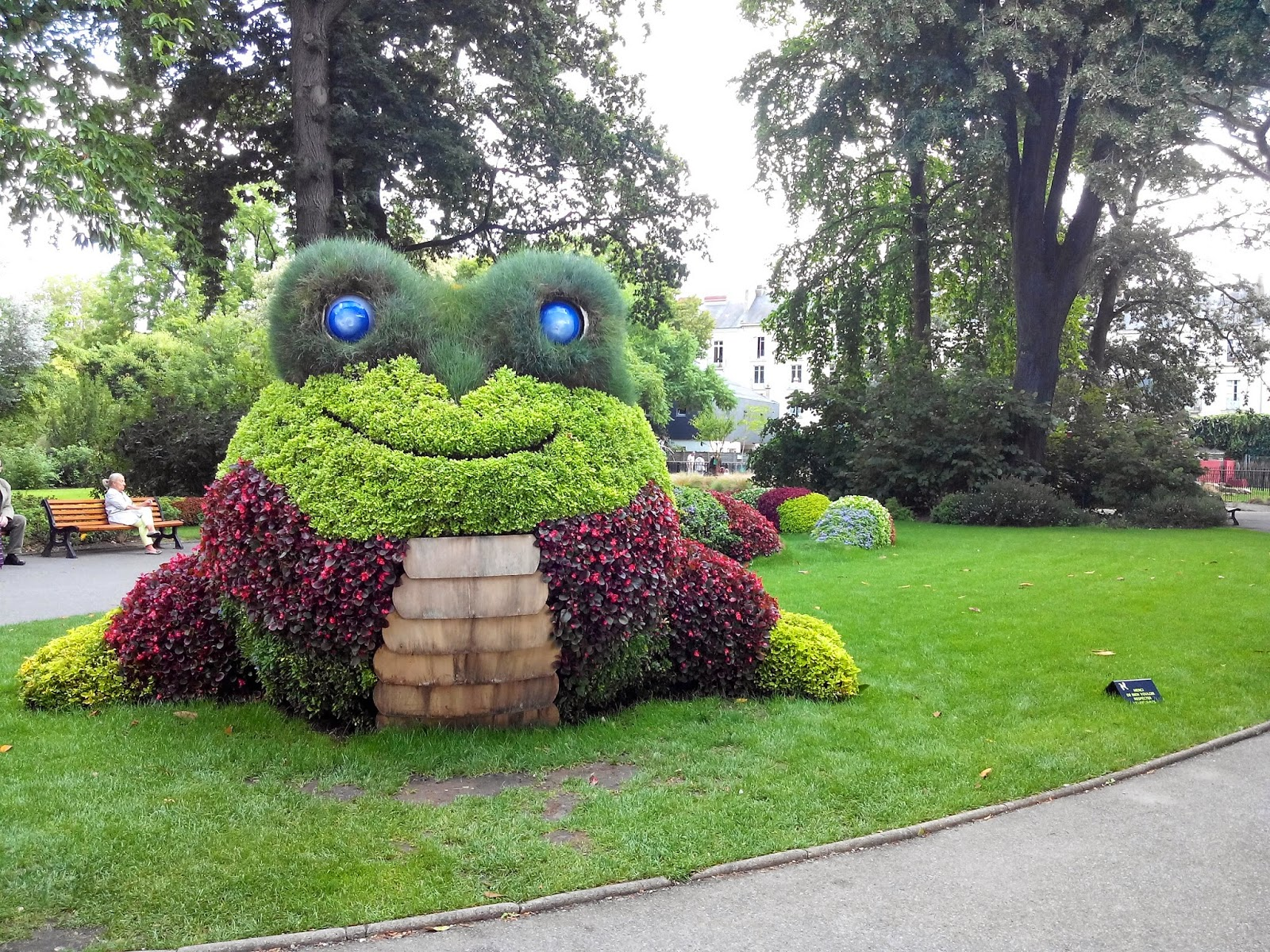 Voyage Nantes Jardin Des Plantes | Le Voyage à Nantes Du Grand Art