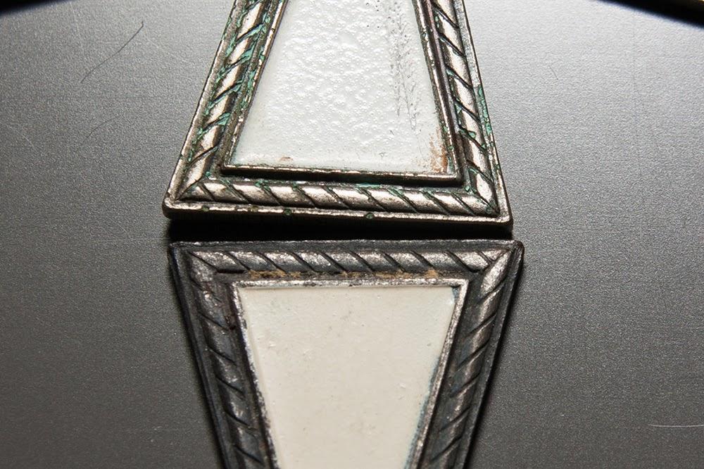 croce di ghiaccio csir armir lorioli non marchiata