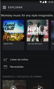 Spotify Musik Apk For Android